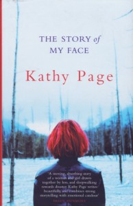 The Story of My face by Kathy Page, jacket image