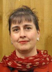 Writer Vicky Grut